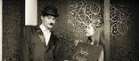 """Квест в реальности про Чарли Чаплина """"Немое кино"""" в Уфе. Реалити квесты Ловушка в Уфе"""